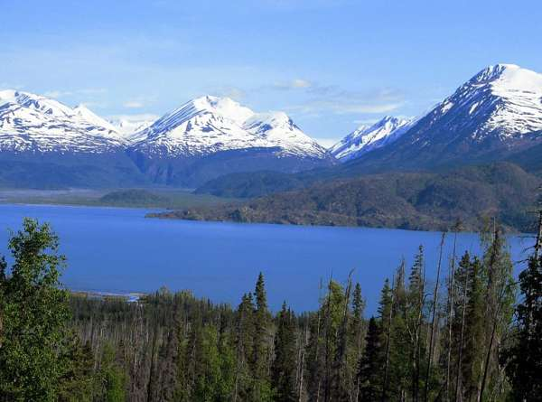Alaskan fishing vacations