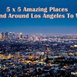 Enchanted romantic weekend getaways in california for Los angeles weekend getaways