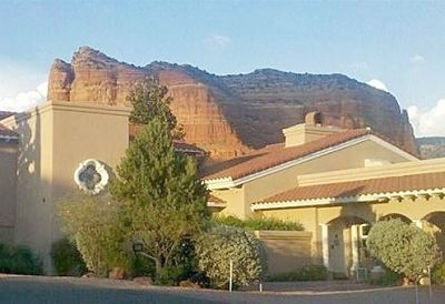 Arizona getaways Canyon Villa Inn with the View B&B