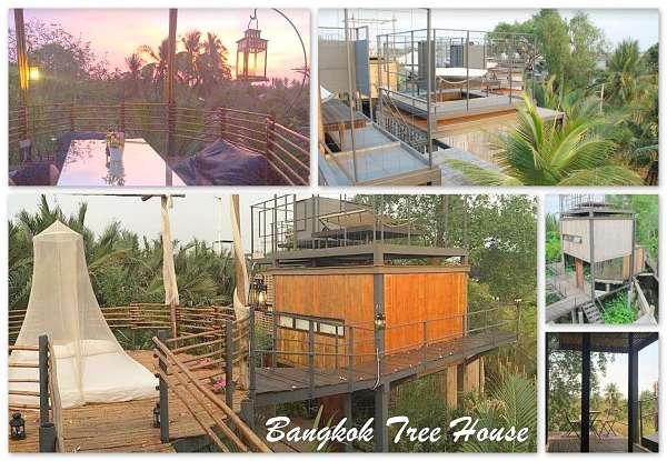 Bangkok Tree House Resort