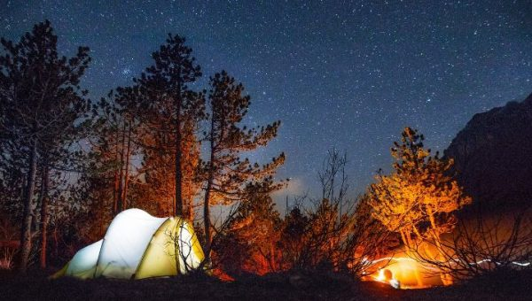 Camping the Family Friendly Travel