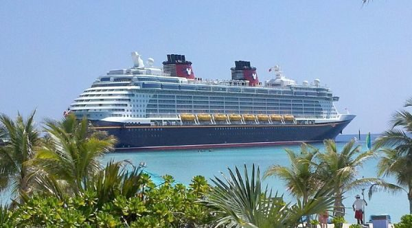 Disney family cruise ship