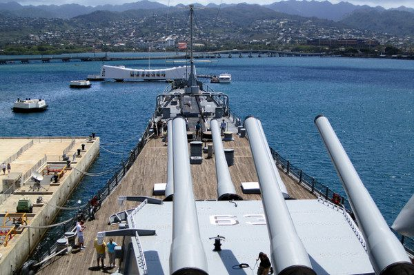 Hawaii getaways packages Pearl Harbor.