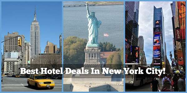 Find Hotel Deals In New York City
