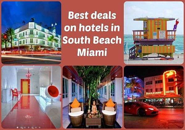 Miami South Beach hotel deals