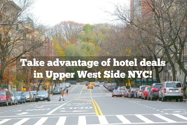 C hotel deals upper west side