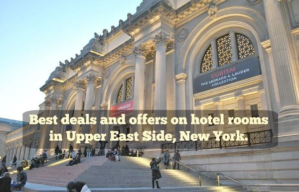 NYC hotel deals upper east side