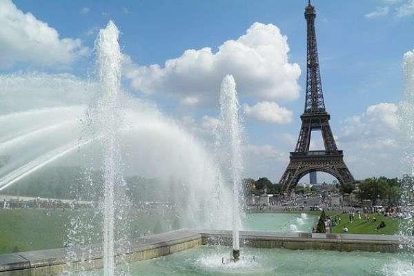 Paris Getaway Eiffel Tower