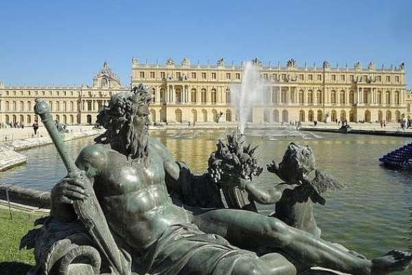 Paris Vacation visit Versailles