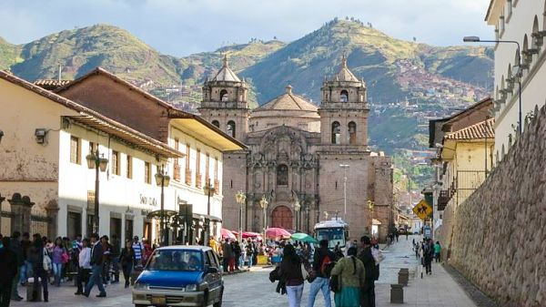 Places to go in Peru Cuzco