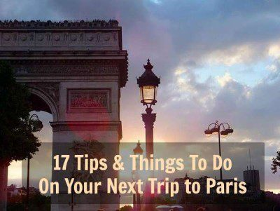 Tips Paris Getaways, Paris in France