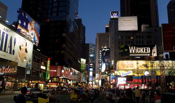 Broadway shows weekend New York getaways