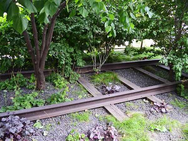 Visit the High Line at your Getaways in New York