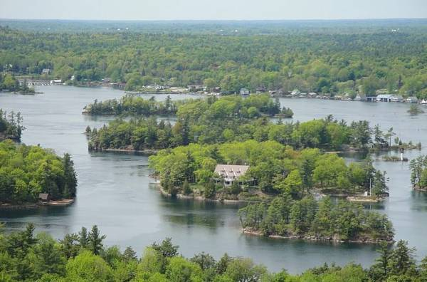 getaways in upstate new york thousand islands