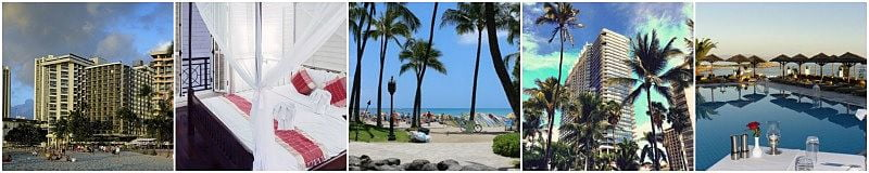 Great hotel deals in Honolulu