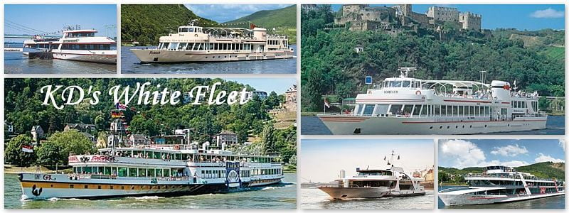 rhine river cruises with kd rhine river cruise ships