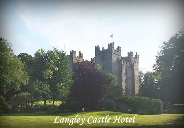 Langley Castle, Northumberland - Castles to stay in England