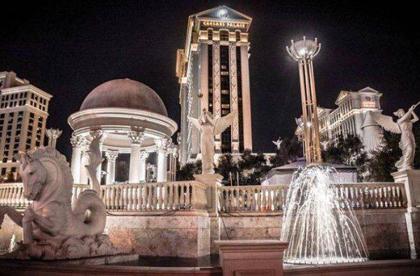 Las Vegas getaway at Caesar's Palace