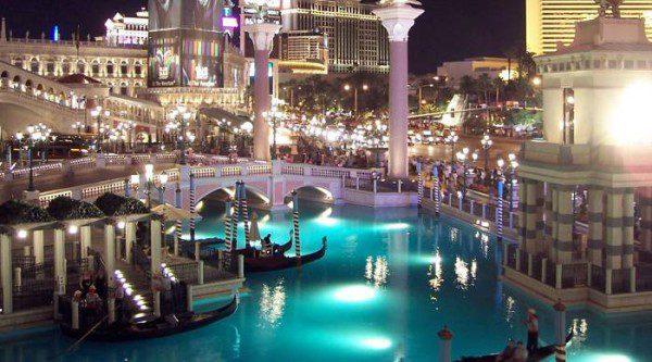 Venetian Hotel Las Vegas getaway package