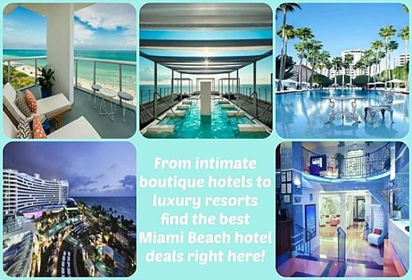 last minute hotel deals Miami Beach