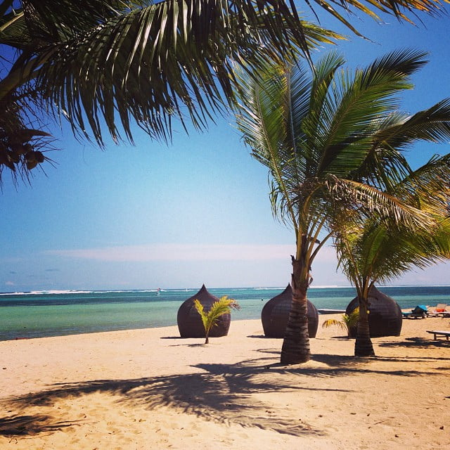Life Is A Beach On Mauritius Island