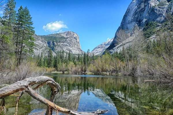 a family friendly travel destination national park in California