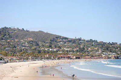nearest weekend get aways from San Diego, California