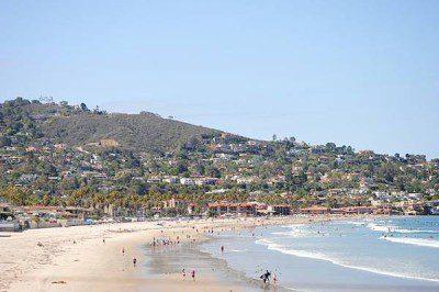 nearest weekend get aways from San Diego, California