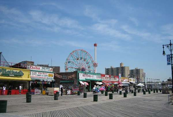 A trip to Coney Island at your New York City weekend getaways
