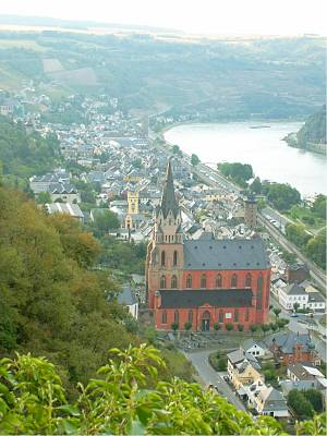 Oberwesel Germany