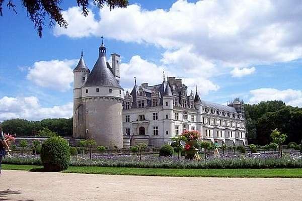 paris vacation château de chenonceau