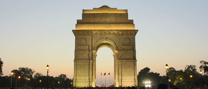 places to see in Delhi India