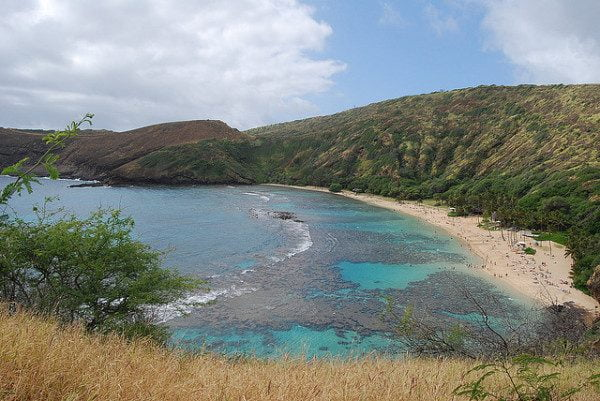 Romantic Hawaii getaways - Hanauma Bay