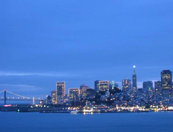 The possible San Francisco getaways