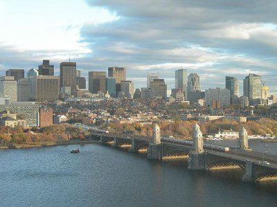The skyline, one of the things to see in Boston