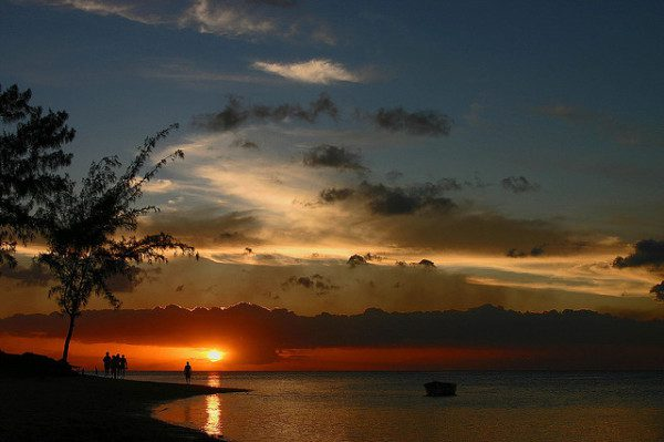 Top 10 island getaways Mauritius. Who can beat these sunsets?