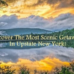 Upstate New York Getaways - Most Scenic Trips And Romantic Locations