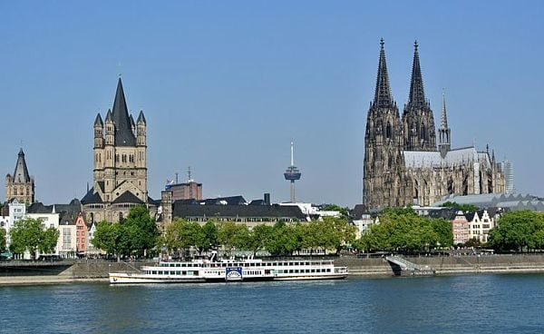 visit cologne - Köln Germany