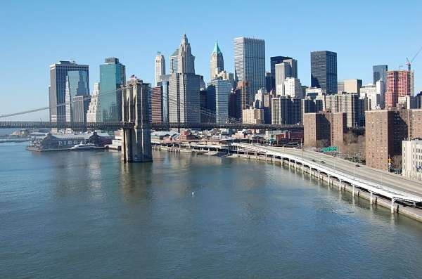 Take a ferry ride - Weekend trips New York